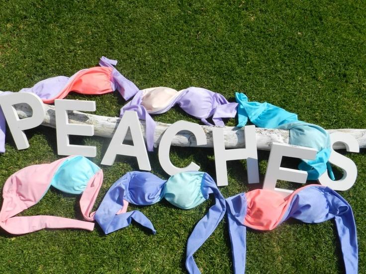 Peaches Sherbet Shades Range  Bikini, Summer, Beach, Fashion, Girls