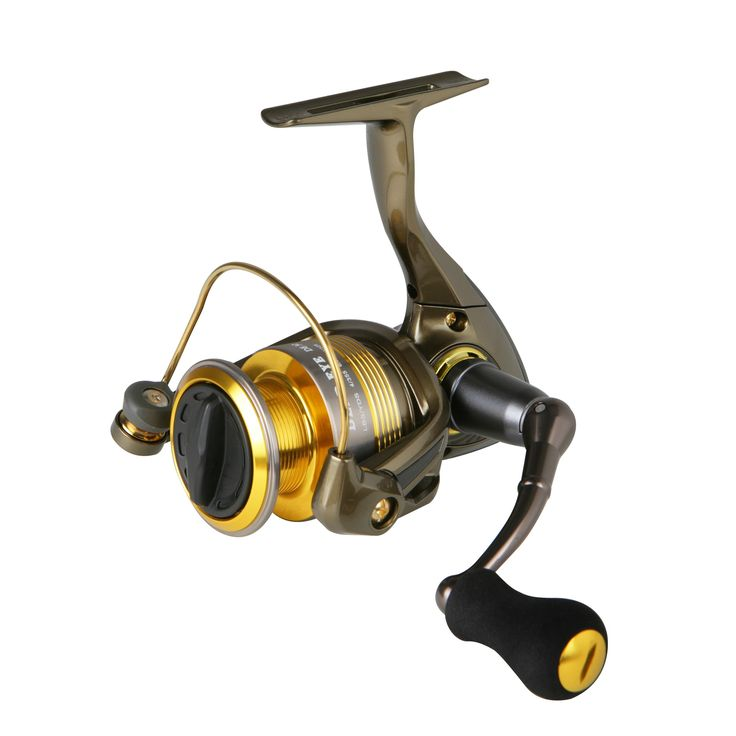 Okuma Fishing Tackle Corp Deadeye Spinning Reel 5+1 BB Sz25 5.0:1