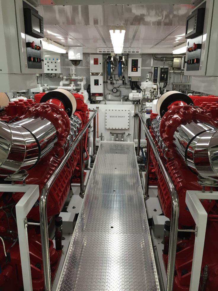 Trawler Engine Room: 17 Best Images About Superyacht Engineroom On Pinterest