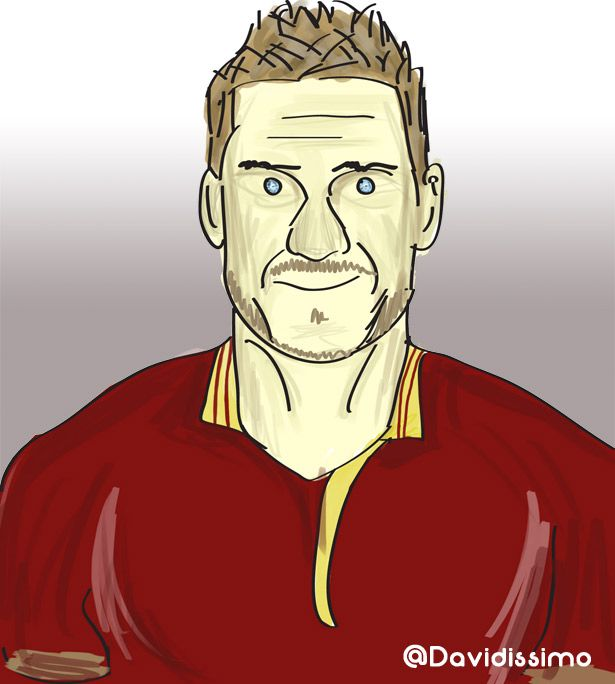 1st try #Totti