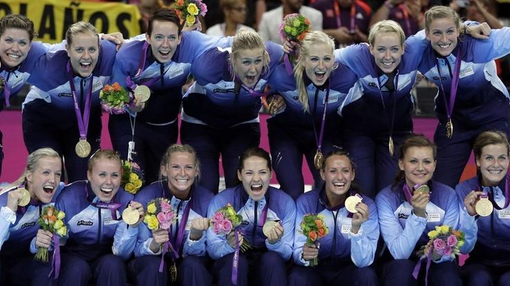 Winner in Olympic Games - Norway