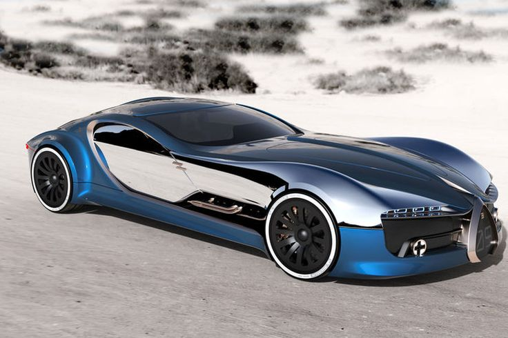 Bugatti Type 57 T Concept – Concept Cars – Zukunftautos | Laxary
