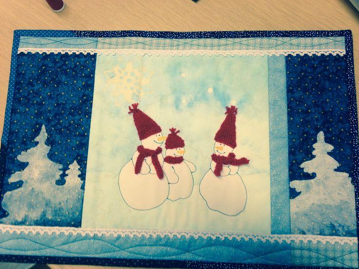 By Liss H Guddingsmo. Julekalender