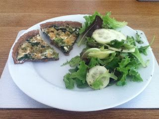 Buckwheat Crust Quiche Recipe | Sugarless Student Blog - life on the anti candida diet