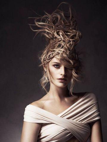 20 peinados extravagantes que no sabias que existian 21