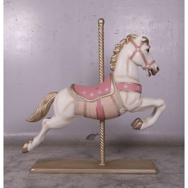 Cheval de carrousel | Chevaux de carrousel, Manege chevaux