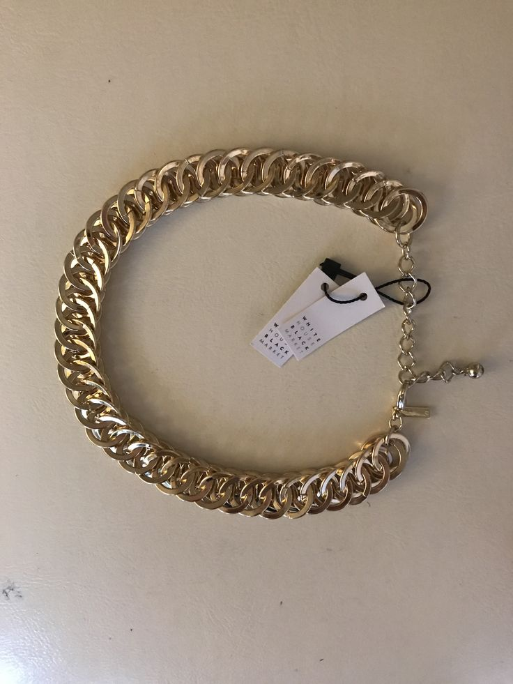 Thick Chunky Chain Necklaces