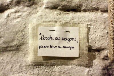 """Tag """"Les Retoiles ou les toiles recyclées"""", Daniela Evangelisti @evvivanoé"""