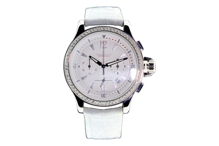 Buy a Jaeger-LeCoultre, Master Compressor Chronograph , Ref. 148.8.31 watch in Classifieds on Presentwatch.com