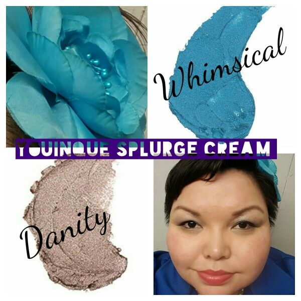 Younique Splurge Cream Shadow Danity Whimsical 3D Fibre Lash Mascara Ladylike Lip gloss Medium Brown Gel youniqueproducts.com/bertmartin
