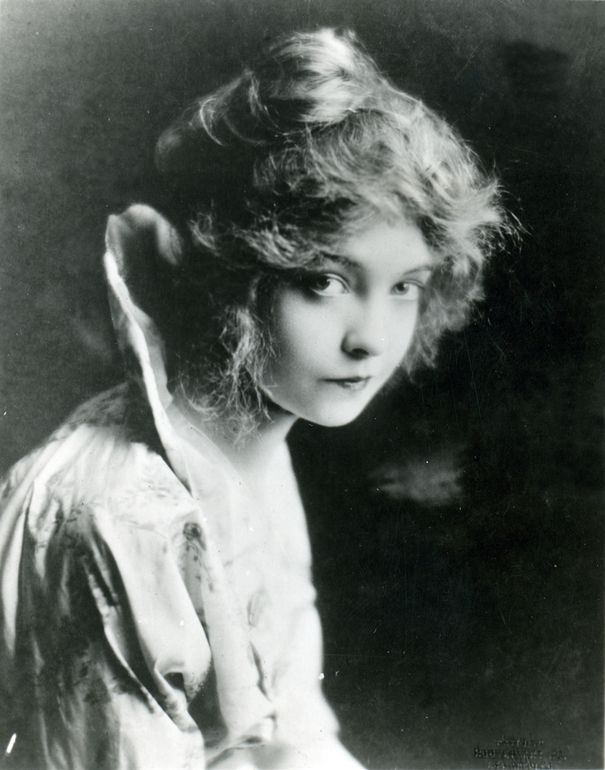 """Lillian Diana Gish 1893-1993. An American stage, screen and television actress whose career spanned 75 years from 1912-1987. She is probably best remembered for her roles during the silent film era, going on to earn the title """"The First Lady of American Cinema""""."""