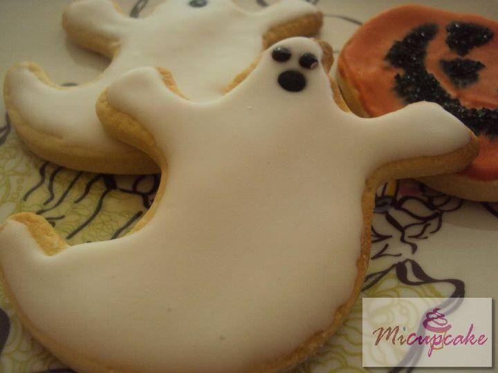 boo cookies
