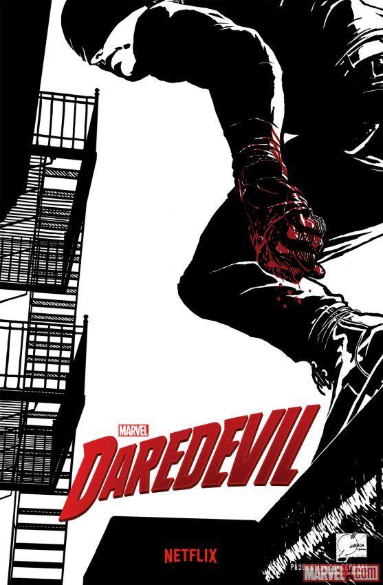 NYCC 2014 : Les premières images officielles de la série Daredevil de Netflix