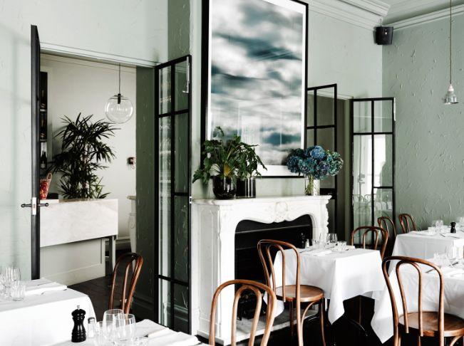 Entrecôte restaurant.  www.annagillar.se