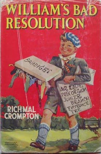 """The children in Henley-on-Thames still wear this kind of school uniform. Reminds me of Richmal Cromptons glorious  series of books """"Just William"""""""