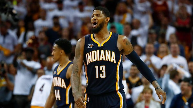 Paul George dodges question about joining Lakers next summer