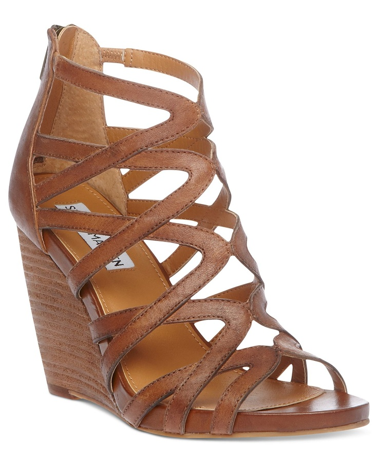 Steve Madden Shoes, Tricklee Wedge Sandals - Steve Madden Women's Shoes - Shoes - Macy's