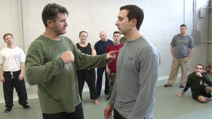 Dual-Hit Strikes Systema by Vladimir Vasiliev Russian Martial Art.