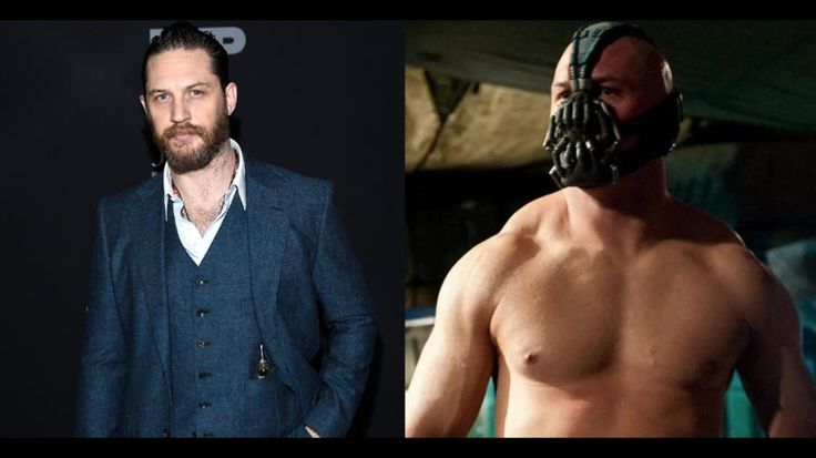 awesome Tom Hardy says he's 'paying the price' for his incredible Bane body transformation