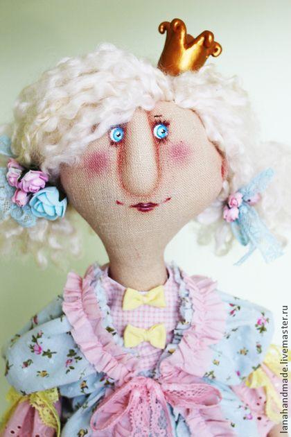 Коллекционные куклы ручной работы: Принцесса. Handmade.
