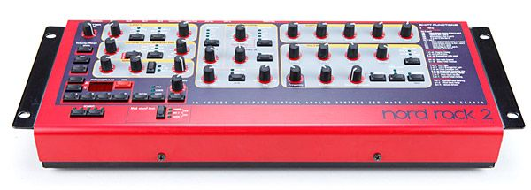 #Clavia Nord Rack 2