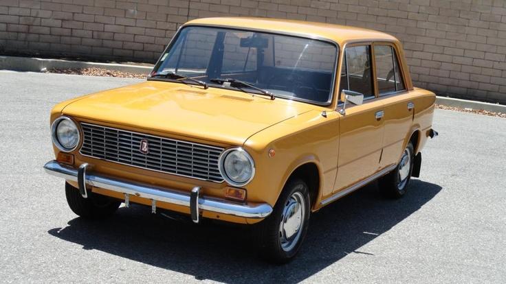 1980 LADA VAZ-2101