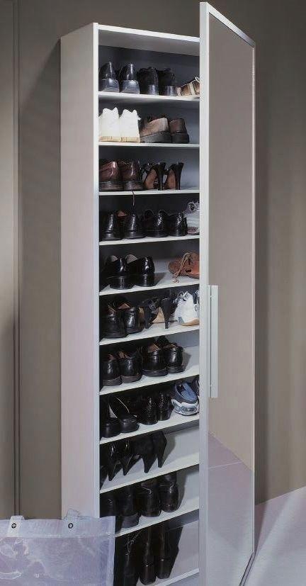 DIY Shoe Rack Ideas On a Budget #diyshoeracks