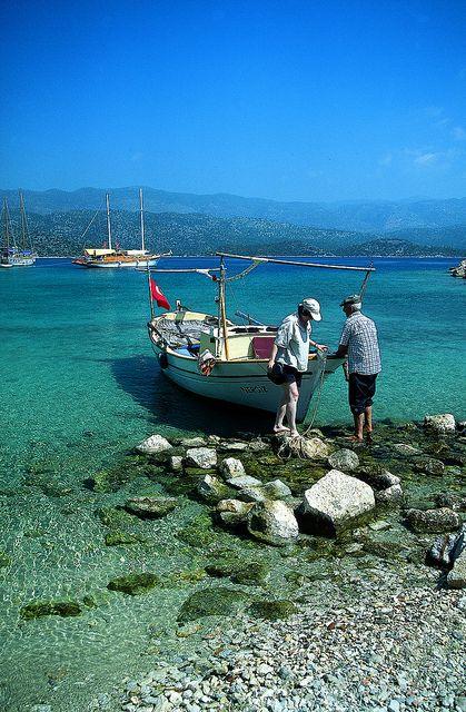 Kekova Island, Turkey