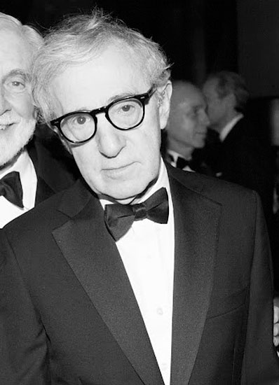 """""""I don't want to achieve immortality through my work. I want to achieve it through not dying """"#Woody #Allen"""