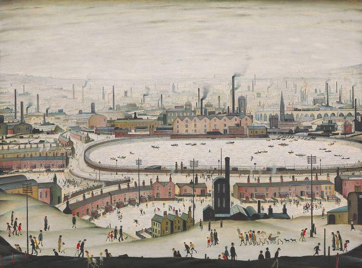 2. The Pond, 1950. Tate Britain