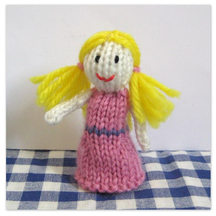 Knitting Patterns Toys Finger Puppets : 1000+ images about knit puppets on Pinterest Toys, Knit patterns and Ravelry