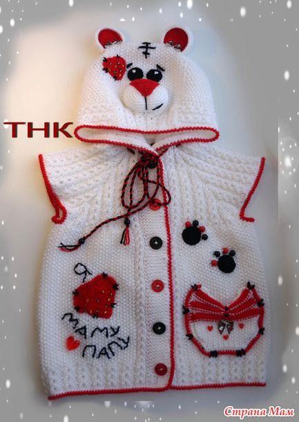 *Тедди бум!!! - Вязание для детей - Страна Мам