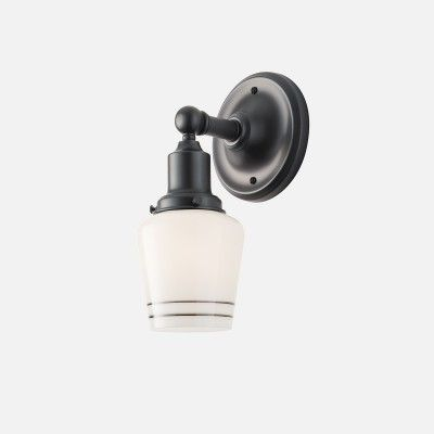 Irvine Wall Sconce Light Fixture   Schoolhouse Electric & Supply Co.