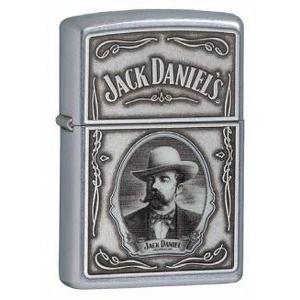 zippo - encendedor jack daniels tradición