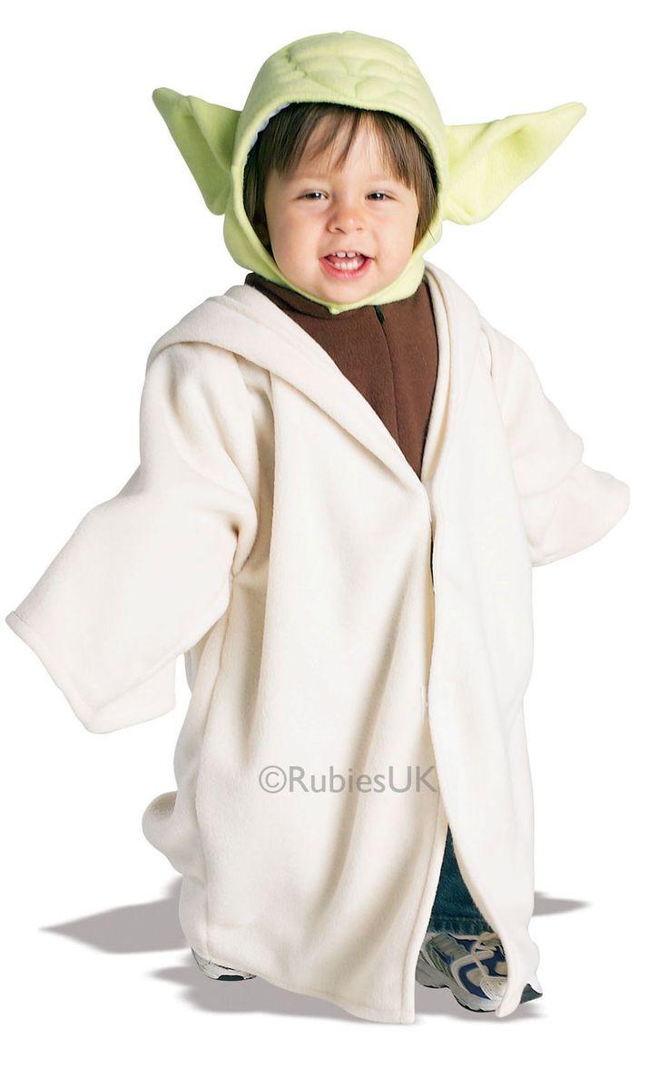 Star Wars; Yoda. Lasten asu.