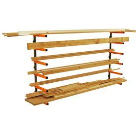 Portamate Wood Rack