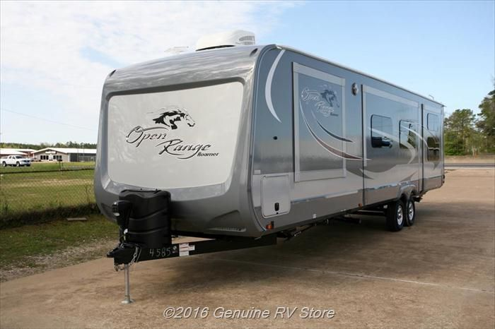 #11646 - 2016 Open Range Roamer 310BHS for sale in Nacogdoches TX - Genuine RV Store