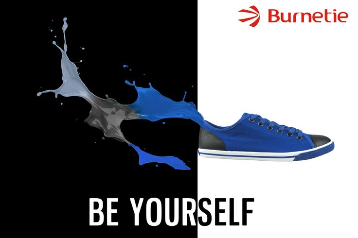 Be Yourself - Burnetie Canada
