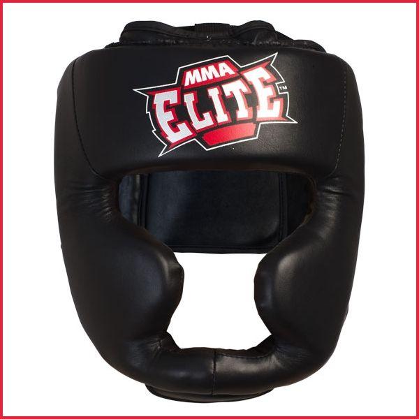 MMA Elite Headgear http://www.hotlistsports.com/
