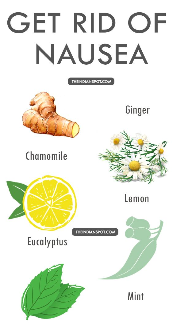 6 EFFECTIVE NATURAL REMEDIES FOR NAUSEA
