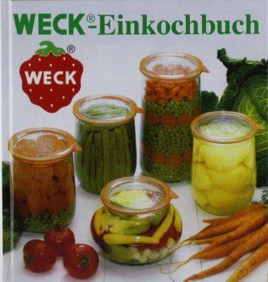 Weck Einkochbuch