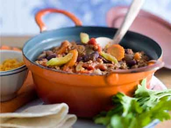 Mexicaans: Chili con carne