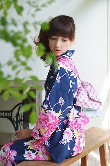 yukata & obi belt 浴衣福袋