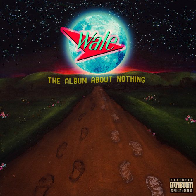XXL Mobile - Wale's 'The Album About Nothing' Debuts at No. 1 in This Week's Album Sales (4/8/2015)