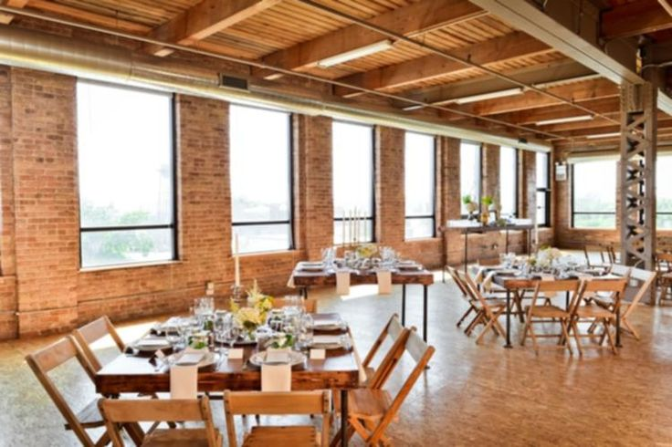 Rent City View Loft in Near West Side, Chicago, Illinois that is available for events