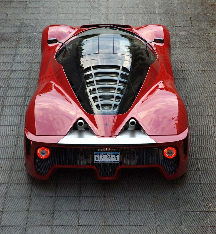 2006 Ferrari P4/5 Pininfarina