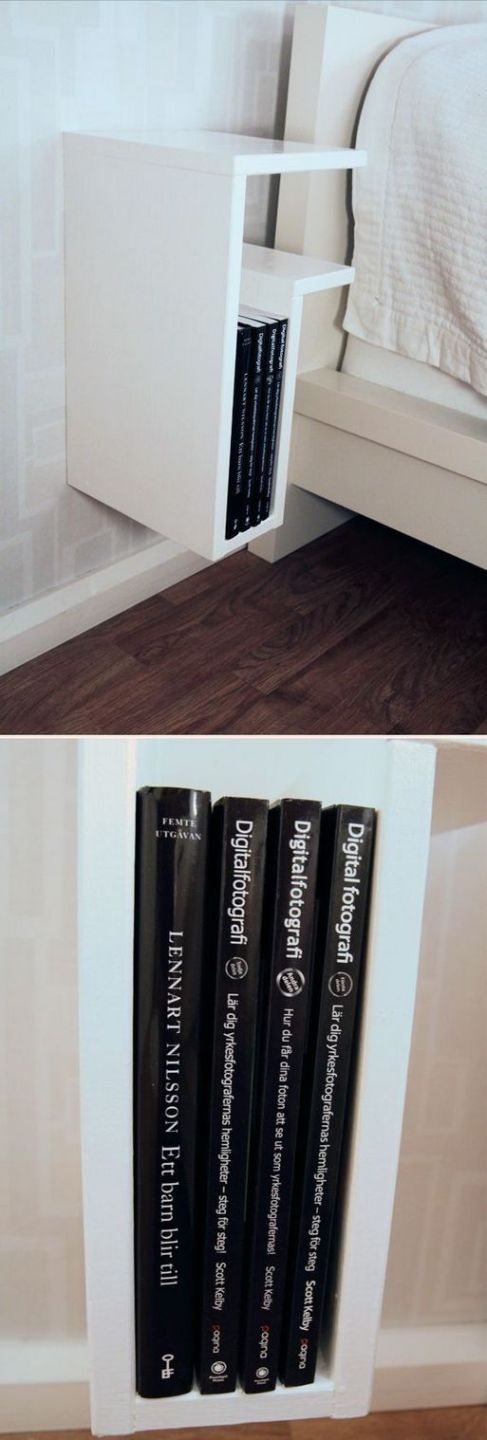 Best 8 Space Saving Diy Floating Nightstand Ideas For Your 400 x 300