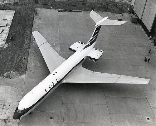 Prototype Vickers VC10