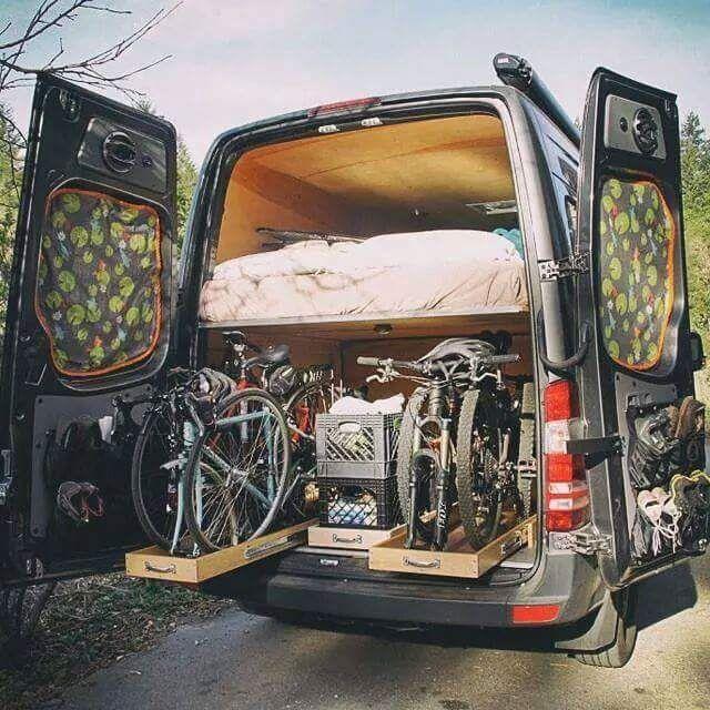 compact camping - mountain biking~ HRW