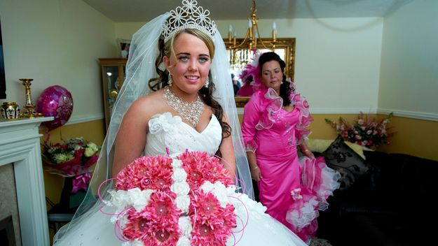 Big Fat Gypsy Weddings - Pictures - Out of Site Out of Mind - Channel 4